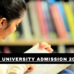 Utkal University Admission 2021